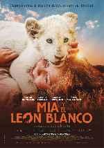 miniatura Mia Y El Leon Blanco Por Chechelin cover carteles