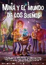 miniatura Mina Y El Mundo De Los Suenos Por Chechelin cover carteles