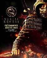 miniatura Mortal Kombat 2021 V02 Por Mrandrewpalace cover carteles