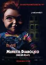 miniatura Muneco Diabolico 2019 Por Chechelin cover carteles