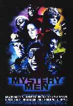miniatura Mystery Men Hombres Misteriosos Por Warcond cover carteles