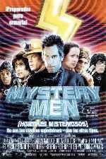 miniatura Mystery Men Hombres Misteriosos V2 Por Overcraft cover carteles