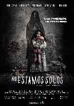 miniatura No Estamos Solos 2016 Por Mrandrewpalace cover carteles