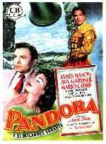 miniatura Pandora Y El Holandes Errante Por Alcor cover carteles