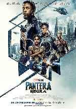 miniatura Pantera Negra Por Rka1200 cover carteles