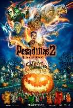 miniatura Pesadillas 2 Noche De Halloween Por Chechelin cover carteles