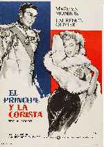 miniatura Principe Y La Corista V2 Por Peppito cover carteles