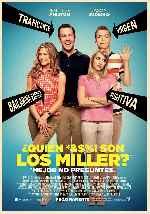 miniatura Quien Son Los Miller Por Peppito cover carteles