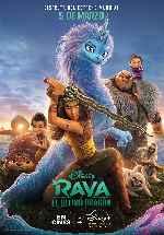 miniatura Raya Y El Ultimo Dragon V05 Por Mrandrewpalace cover carteles