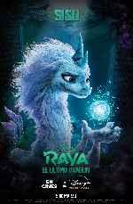 miniatura Raya Y El Ultimo Dragon V11 Por Mrandrewpalace cover carteles