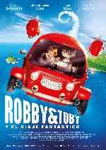 miniatura Robby & Toby Y El Viaje Fantastico Por Chechelin cover carteles