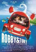 miniatura Robby Y Toby I El Viatge Fantastic Por Chechelin cover carteles