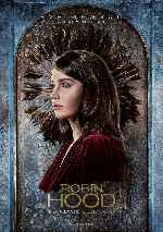 miniatura Robin Hood 2018 V06 Por Chechelin cover carteles