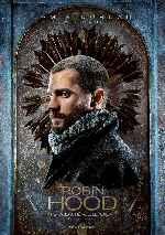 miniatura Robin Hood 2018 V07 Por Chechelin cover carteles