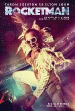 miniatura Rocketman 2019 Por Chechelin cover carteles