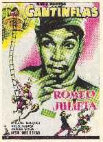 miniatura Romeo Y Julieta 1943 Por Vimabe cover carteles