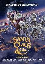 miniatura Santa Claus Y Cia Por Chechelin cover carteles