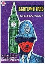 miniatura Scotland Yard 1954 Por Lupro cover carteles