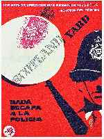 miniatura Scotland Yard 1954 V2 Por Lupro cover carteles