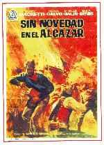 miniatura Sin Novedad En El Alcazar Por Lupro cover carteles