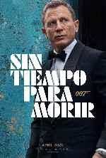 miniatura Sin Tiempo Para Morir 2020 Por Chechelin cover carteles