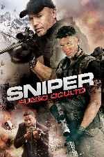 miniatura Sniper Fuego Oculto Por Mrandrewpalace cover carteles