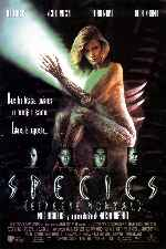 miniatura Species Especie Mortal Por Overcraft cover carteles