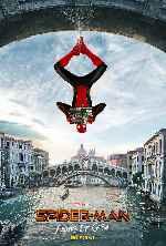 miniatura Spider Man Lejos De Casa V2 Por Franvilla cover carteles