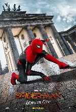 miniatura Spider Man Lejos De Casa V3 Por Franvilla cover carteles