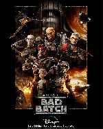 miniatura Star Wars The Bad Batch V04 Por Mrandrewpalace cover carteles