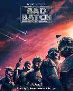 miniatura Star Wars The Bad Batch V2 Por Mrandrewpalace cover carteles