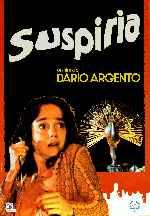 miniatura Suspiria 1977 Por Peppito cover carteles