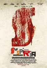 miniatura Suspiria 2018 Por Chechelin cover carteles