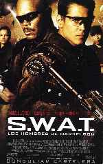 miniatura Swat Los Hombres De Harrelson 2003 Por Ronyn cover carteles