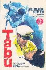 miniatura Tabu 1931 Por Vimabe cover carteles