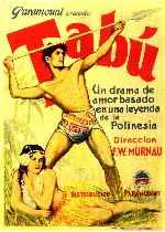 miniatura Tabu 1931 V3 Por Peppito cover carteles