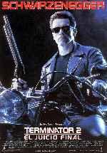 miniatura Terminator 2 El Juicio Final Por Ronyn cover carteles