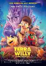 miniatura Terra Willy Planeta Desconocido Por Chechelin cover carteles