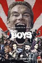 miniatura The Boys Por Mrandrewpalace cover carteles