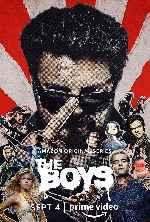 miniatura The Boys V2 Por Mrandrewpalace cover carteles