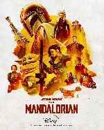 miniatura The Mandalorian V15 Por Mrandrewpalace cover carteles