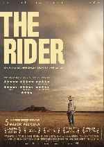 miniatura The Rider Por Frankensteinjr cover carteles