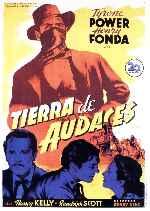 miniatura Tierra De Audaces Por Alcor cover carteles