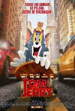 miniatura Tom Y Jerry 2021 Por Franvilla cover carteles