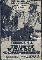 miniatura Trinity Y Sus Dos Compinches Por Cinematecaretro cover carteles