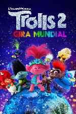 miniatura Trolls 2 Gira Mundial V12 Por Mrandrewpalace cover carteles