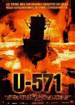 miniatura U 571 Por Peppito cover carteles