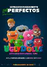 miniatura Uglydolls Extraordinariamente Feos V8 Por Chechelin cover carteles
