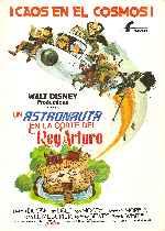 miniatura Un Astronauta En La Corte Del Rey Arturo Por Vimabe cover carteles