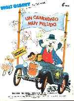miniatura Un Candidato Muy Peludo Por Vimabe cover carteles